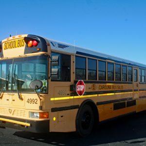 2009 IC RE300 School Bus