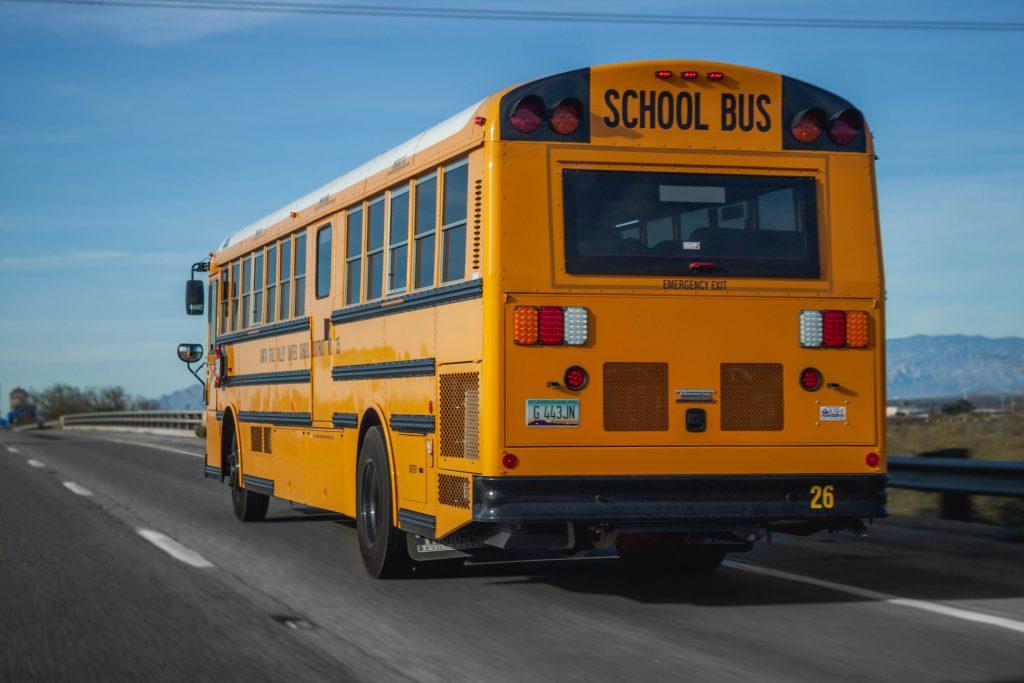 preparing your school bus for sale