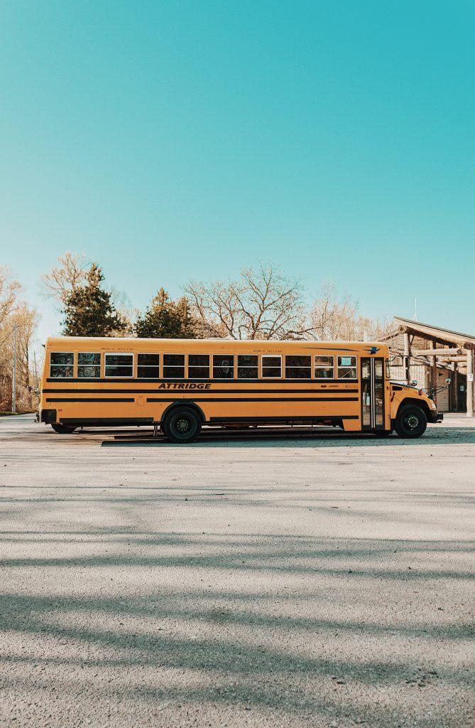 buy a school bus