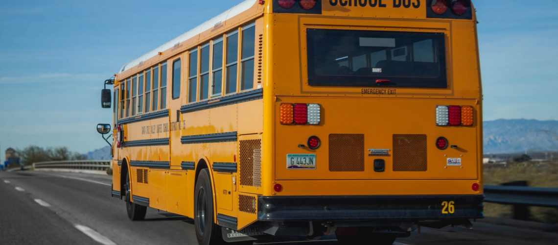 preparing your school bus for sale